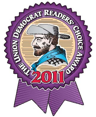 Union Democrat Readers' Choice Award